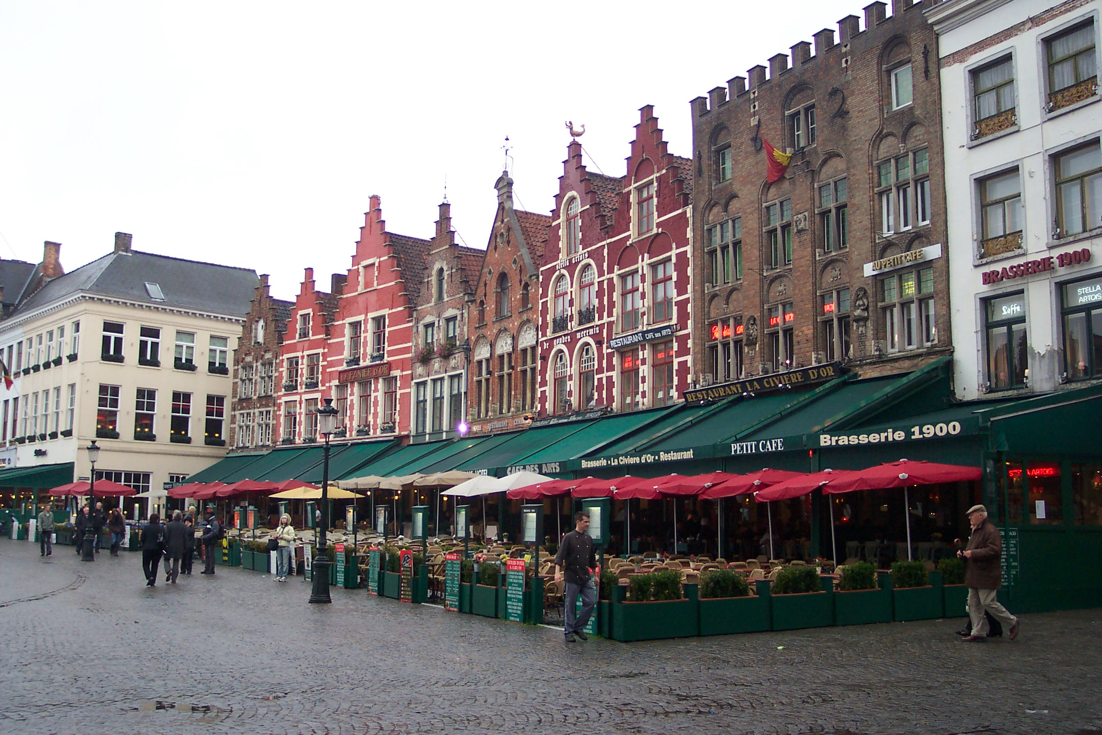 bruges-markt-place