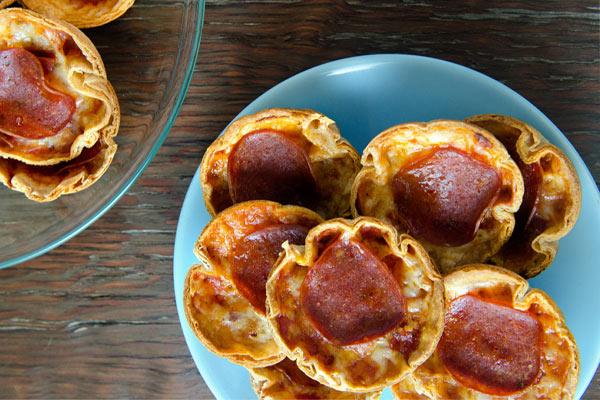 mini-pizzalar