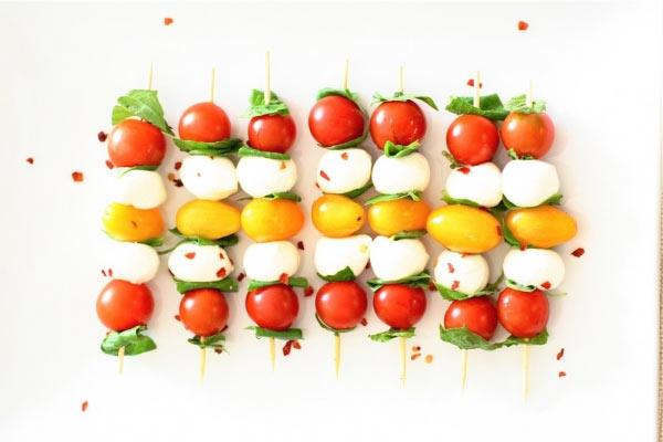 mozarella-domates-sis