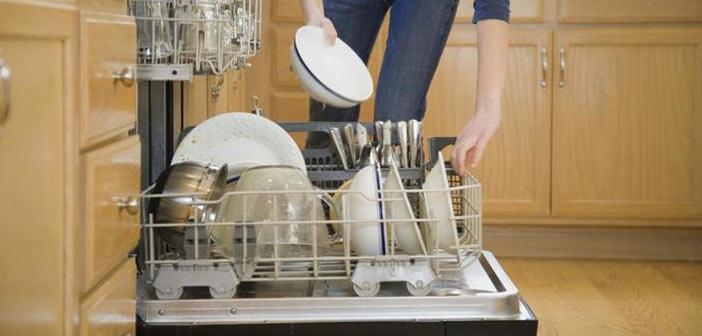 Bulaşık Makinesindeki Koku