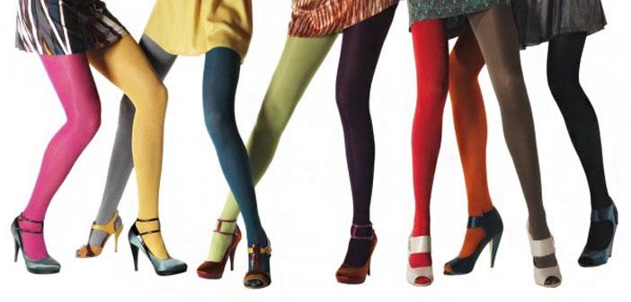 Külotlu Çorapların