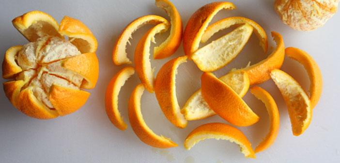 Portakal Kabuklarını Atmayın, Değerlendirin