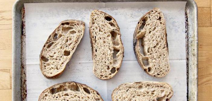 Ekmeği Aylar Sonra Aynı Tazelikte Tüketin