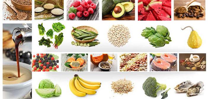 Magnezyum İçeren Gıdalar ve Faydaları