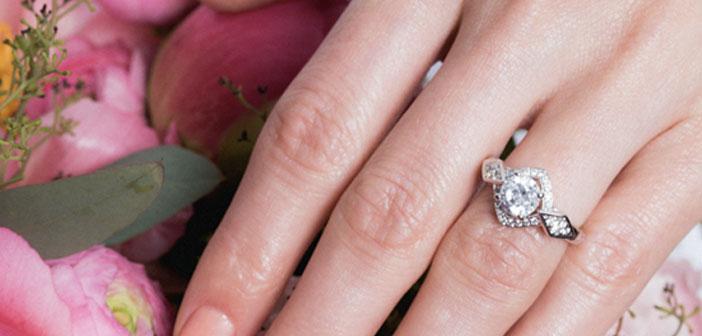 Pırlantı Yüzüğünüze Eski Parlaklığını Kazandırın