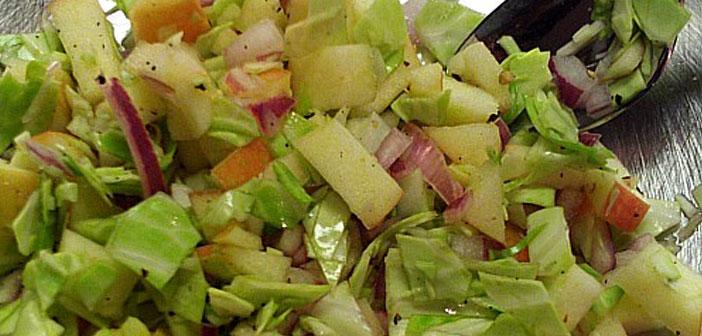 yesil-elmali-salata