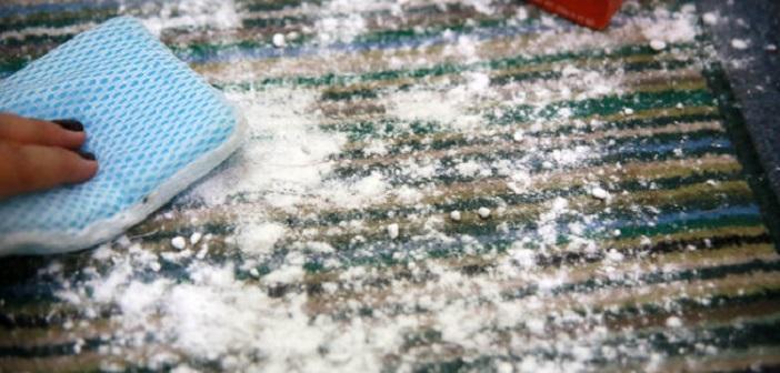 Halıyı yıkamadan nasıl temizleyebilirsiniz?