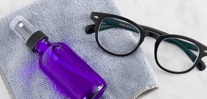 Gözlük Temizleyicisi
