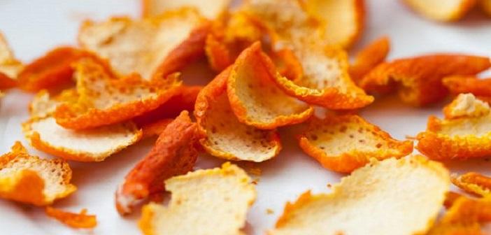 Mandalina, Portakal Kabuğu Kurutma, Faydaları ve Kullanımları