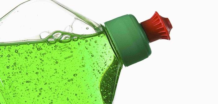Bulaşık Deterjanı İle Kolayca Temizleyebileceğiniz 9 Şey