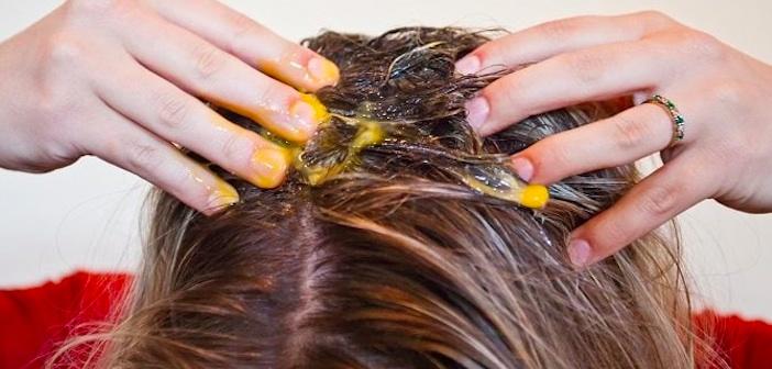 İki Ay Boyunca Saçınıza Yumurta Sürerseniz
