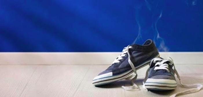 Spor Ayakkabılarındaki Koku